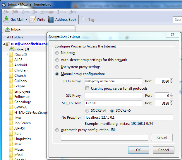 WinSCP and PuTTY Notes